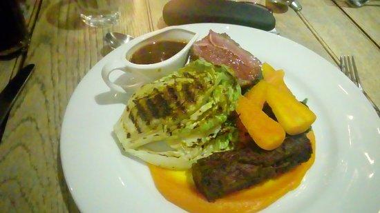 Deeson's Restaurant: Salt Marsh Lamb
