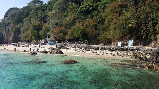 Rincon de Guayabitos, Mexico: Isla de Coral