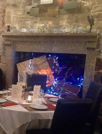 Questembert, Frankrijk: Excellent réveillon au Moulin de Celac digne d'un restaurant étoilé et félicitation à toute l'éq