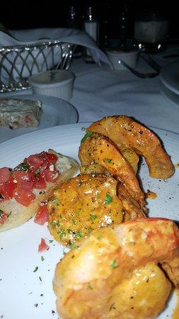 Gallagher's Steakhouse: Shrimp Appetizer