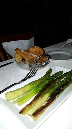 Gallagher's Steakhouse: Wonderful Side Dishes