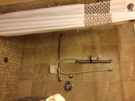 Fairlawn, OH: Handicap accessible shower