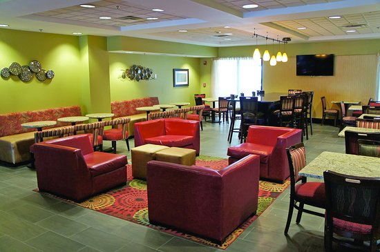 Maryland Heights, MO: Breakfast Area