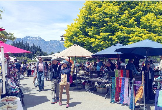 Creative Queenstown Arts & Crafts Market