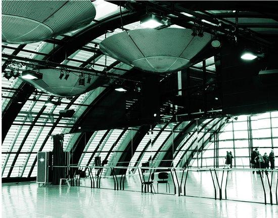 Opera National de Lyon: studio et abat sons