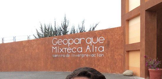 Yanhuitlan, Mexico: Centro de Atención al Visitante.