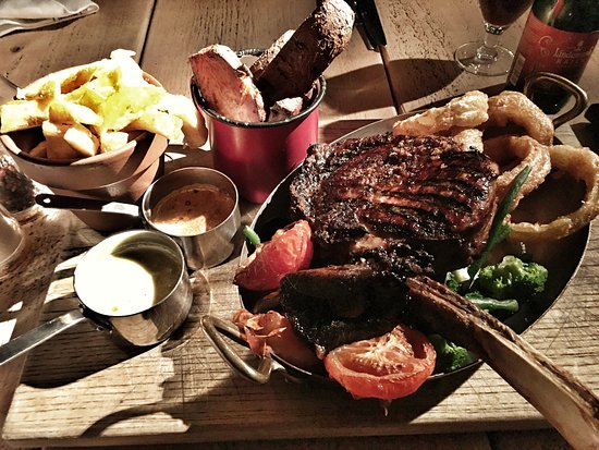 Repton, UK: Fantastic gastro pub! Warm & helpful staff, lovely setting in the garden area, & the food was go