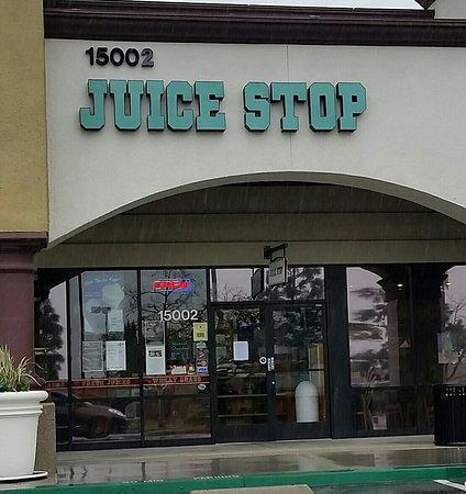 La Mirada, Kalifornien: Juice Stop