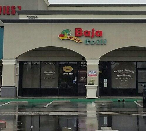 La Mirada, Kalifornien: Cabo Taco Baja Grill