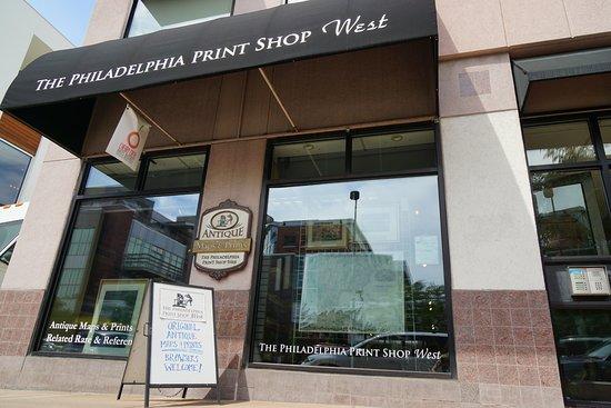 The Philadelphia Print Shop West