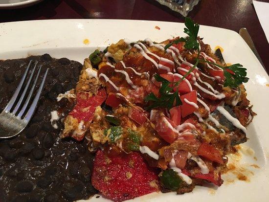 La Posada Hotel: Delicious Chilaquiles