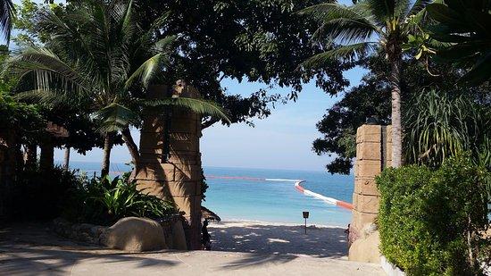 Wong Amat Beach: Пляж вонгамат возле центары гранд мираж
