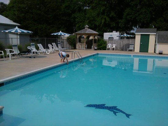 Homestead Campground: Kids Pool