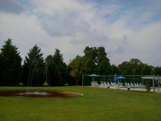 Homestead Campground: Adult Pool and Splash Pad