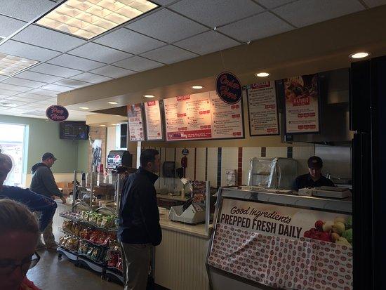 วอเทอร์ฟอร์ด, มิชิแกน: Jersey Mike's Subs