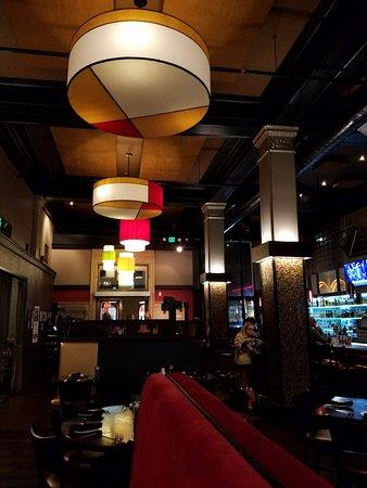 San Mateo, كاليفورنيا: General view of the restaurant