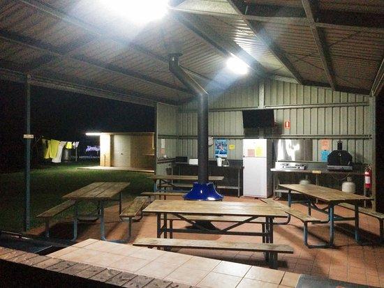 St George, Αυστραλία: Camp Kitchen