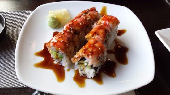 Sydney, Kanada: sushi