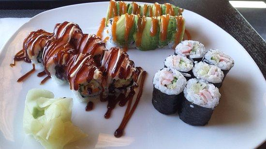 ซิดนีย์, แคนาดา: sushi