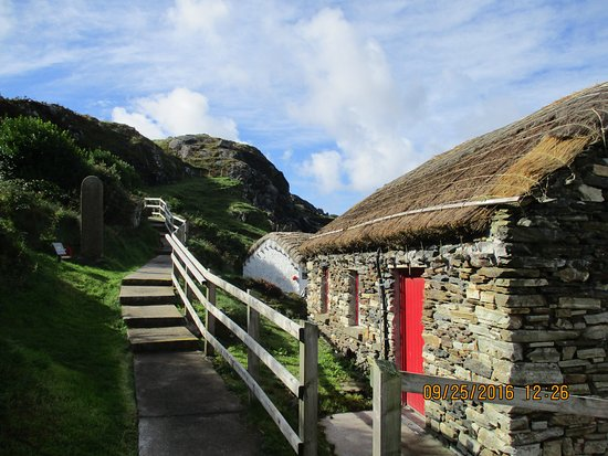Letterkenny, Irlanda: Folk park