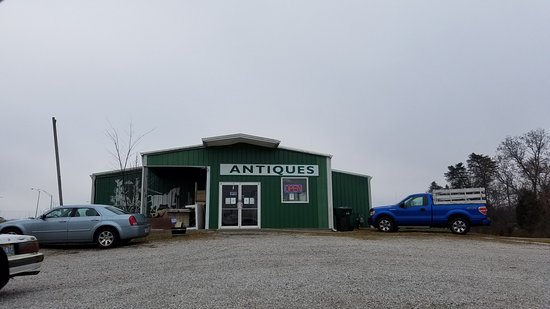 Shepherdsville, KY: the antique mall