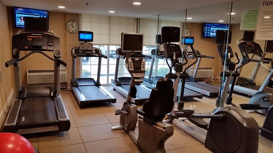 Holiday Inn San Antonio Downtown: Workout Room