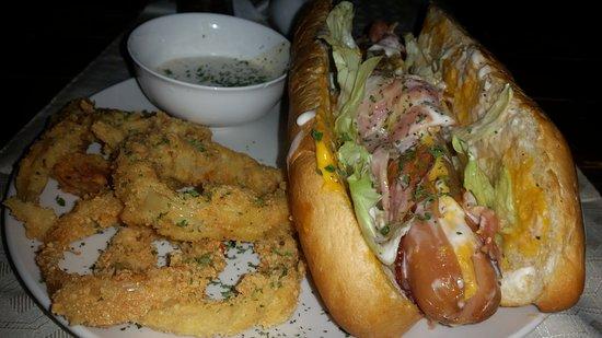 Gracias, Honduras: Colombian Hot Dog