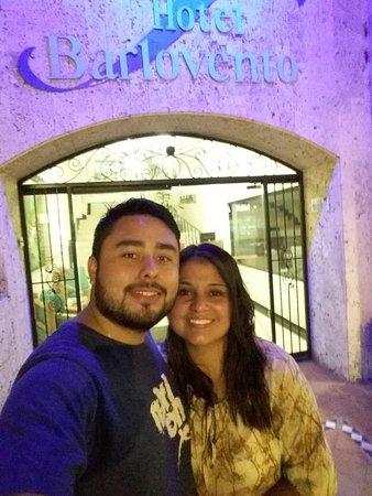Hotel Barlovento Bild