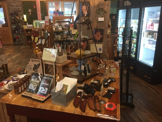 Elbridge, Nowy Jork: gift shop area