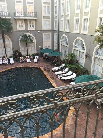 Фотография Bourbon Orleans Hotel