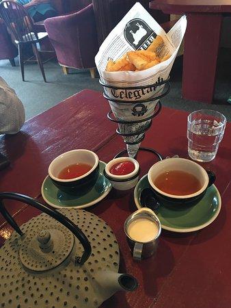 Gore, Nuova Zelanda: Cafe Ambience