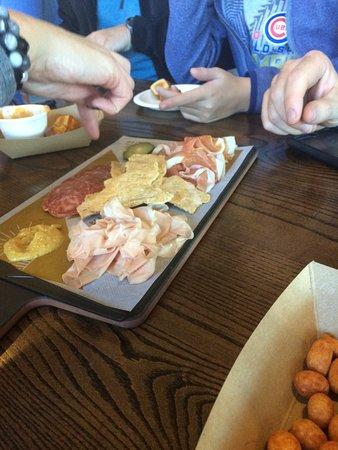 Boulevard Brewing Company: Meat tray