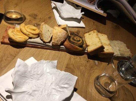 Puegnago sul Garda, Italia: Pane fatto in casa
