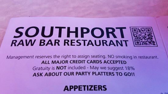 Southport Raw Bar: 20170105_140945_large.jpg