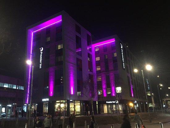 Premier Inn Portsmouth City Centre Hotel