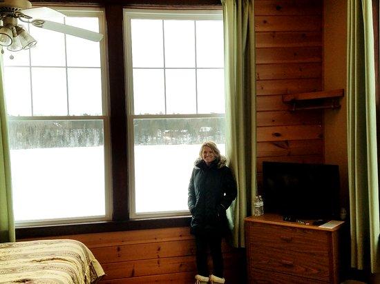 Moose Lake, Minnesota: Fabulous winter get away!