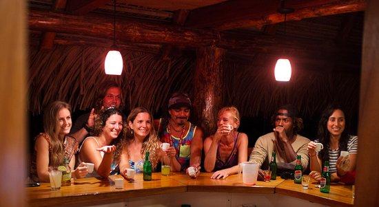 Cambutal, ปานามา: Tapas and Bar Night