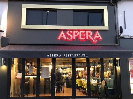 Aspera Restaurant: Aspera Benfleet