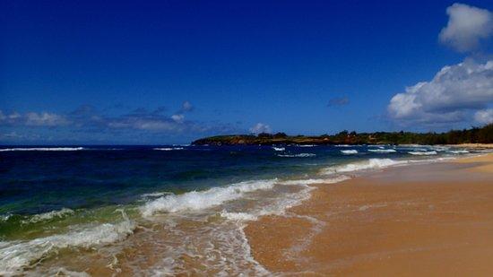 Mahaulepu Beach