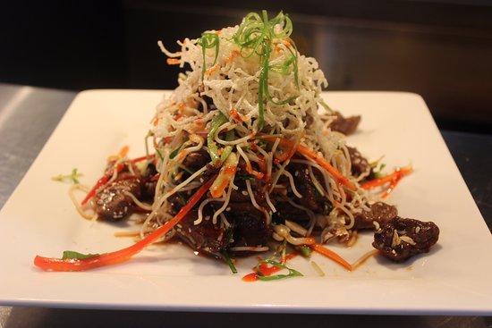 Coolum Beach, Australia: Honey Wagyu Salad