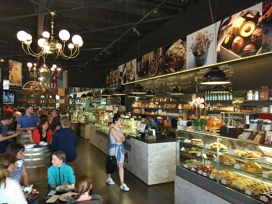 Medlow Bath, Australia: Coffee and snacks in the Gift Shop