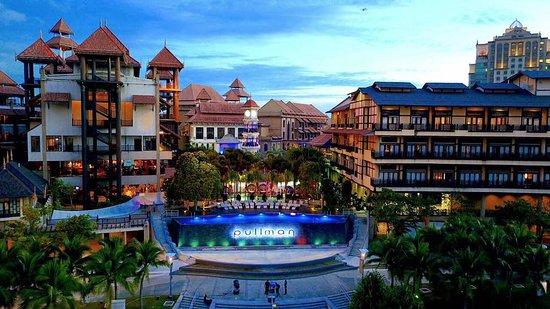 Pullman Putrajaya Room Rates
