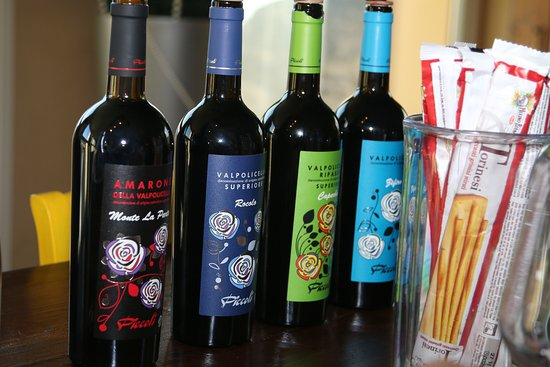 Pagus Wine Tours : Just some of the offerings from Piccoli - delicious!