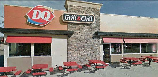 Creston, Canada: Dairy Queen