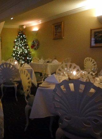Shoals Restaurant at The Cliff House Inn: LOVELY