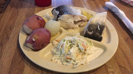 Pelletier S Restaurant Amp Fish Boil Fish Creek Menu