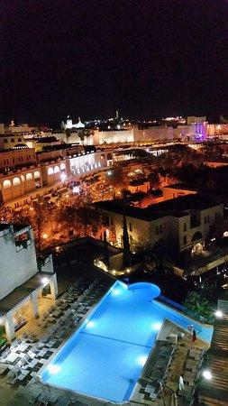 David Citadel Hotel: View from room