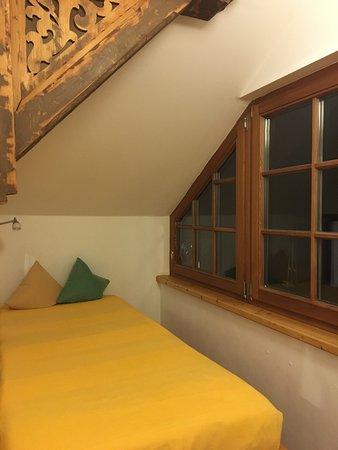 Pension Hallberg: 方便,整潔,舒適,還有Hallstatt的湖景。