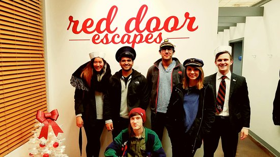 Red Door Escapes