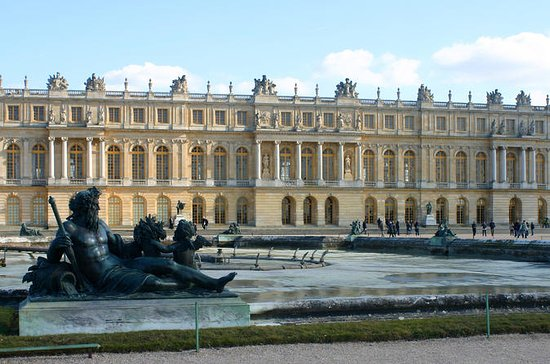 Palace of Versailles Admission Ticket...